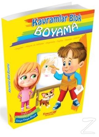 Kavramlar Blok Boyama Kolektif