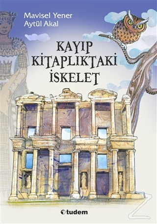 Kayıp Kitaplıktaki İskelet Serisi (3 Kitap Takım) Mavisel Yener