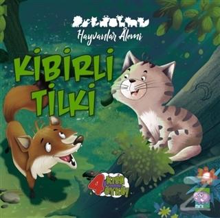 Kibirli Tilki - Hayvanlar Alemi
