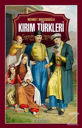 Kırım Türkleri Mehmet Maksudoğlu