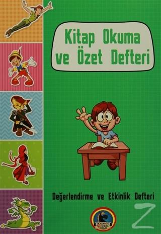 Kitap Okuma - Özet Defteri