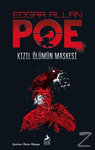 Kızıl Ölümün Maskesi Edgar Allan Poe