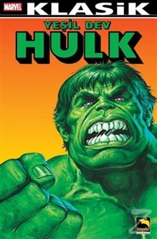 Klasik Yeşil Dev Hulk Cilt 3