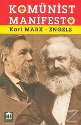 Komünist Manifesto Karl Marx