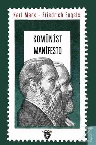 Komünist Parti Manifestosu Friedrich Engels