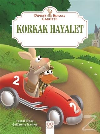 Korkak Hayalet - Dedektif Hercule Carotte