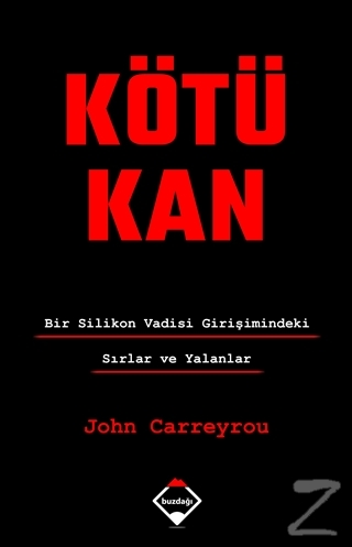 Kötü Kan John Carreyrou