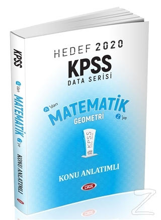 KPSS Matematik Konu Anlatımlı - Hedef 2020