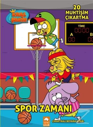 Spor Zamanı - Kral Şakir