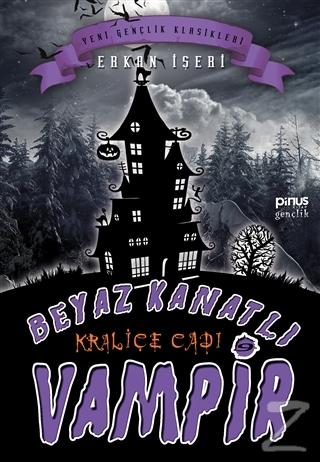 Kraliçe Cadı - Beyaz Kanatlı Vampir 9