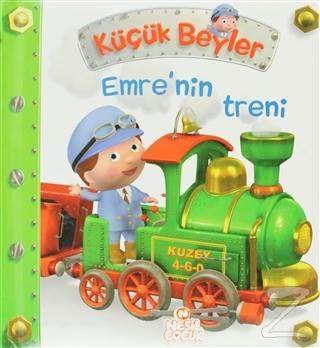 Küçük Beyler - Emre'nin Treni (Ciltli)