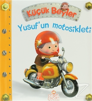 Küçük Beyler - Yusuf'un Motosikleti (Ciltli)
