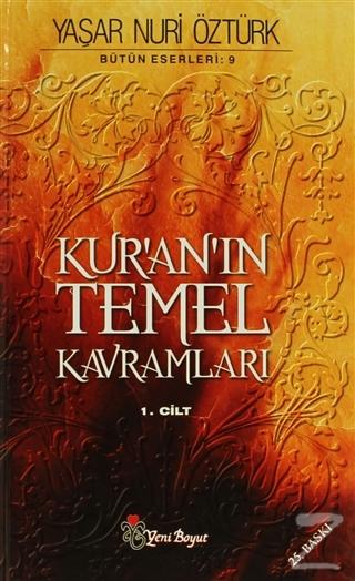 Kur'an'ın Temel Kavramları Bütün Eserileri: 9 (2 Cilt Takım) (Ciltli)