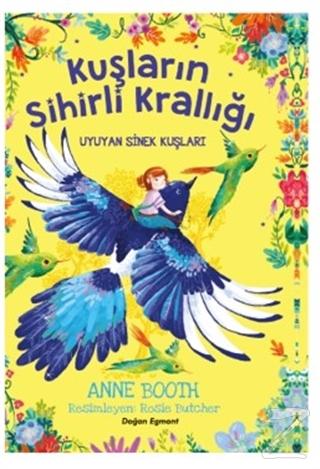 Kuşların Sihirli Krallığı - Uyuyan Sinek Kuşları