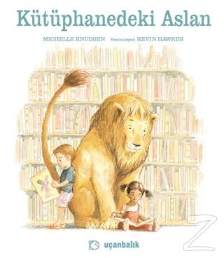 Kütüphanedeki Aslan (Ciltli)