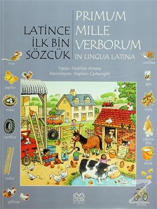 Latince İlk Bin Sözcük - Primum Mille Verborum In Lingua Latina