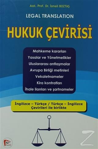 Legal Translation Hukuk Çevirisi