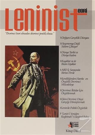 Leninist Teori 1.Sayı