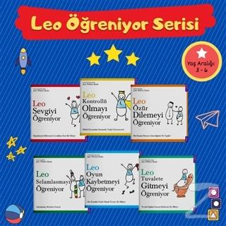 Leo Öğreniyor Serisi (6 Kitap Takım)