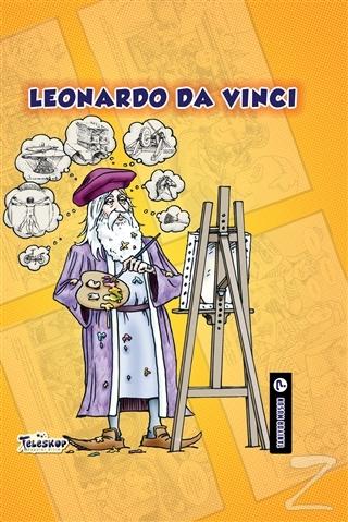 Leonardo Da Vinci - Tanıyor Musun? (Ciltli)