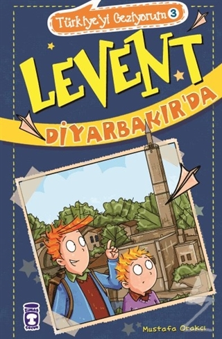 Levent Diyarbakır'da -Türkiye'yi Geziyorum 3