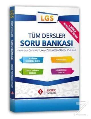 LGS Tüm Dersler Soru Bankası