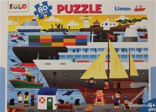 Liman - 80 Parça Puzzle
