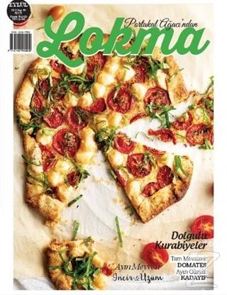 Lokma Aylık Yemek Dergisi Sayı: 58 Eylül 2019