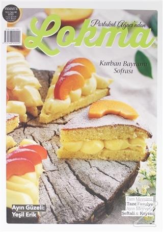 Lokma Aylık Yemek Dergisi Sayı: 68 Temmuz 2020