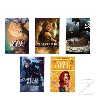 Macera Seti (5 Kitap Takım)