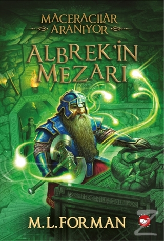 Maceracılar Aranıyor - 3 : Albrek'in Mezarı