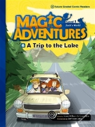Magic Adventures - 6 : A Trip to the Lake - Level 1