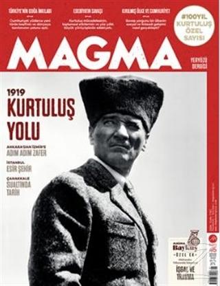 Magma Dergisi Sayı: 45 Nisan - Mayıs 2019