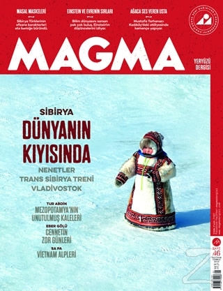 Magma Dergisi Sayı: 46 Haziran - Temmuz 2019