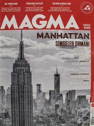 Magma Dergisi Sayı: 47 Ağustos - Eylül 2019