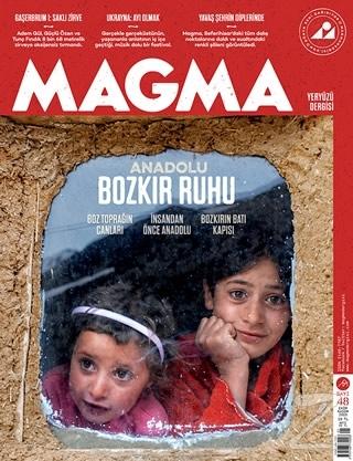 Magma Dergisi Sayı: 48 Ekim - Kasım 2019