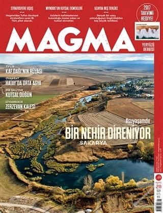 Magma Yeryüzü Dergisi Sayı: 20 Ocak 2017
