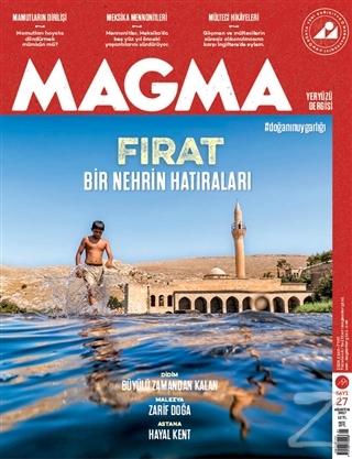 Magma Yeryüzü Dergisi Sayı: 27 Ağustos 2017