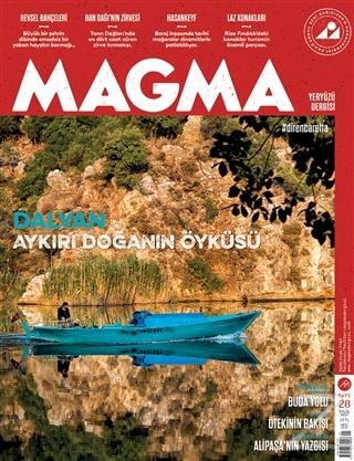 Magma Yeryüzü Dergisi Sayı: 28 Eylül 2017