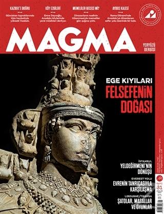 Magma Yeryüzü Dergisi Sayı: 31 Aralık 2017