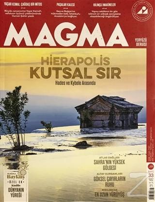 Magma Yeryüzü Dergisi Sayı: 33 Şubat 2018