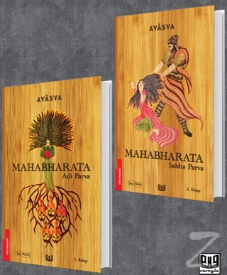 Mahabharata (2 Kitap Takım)