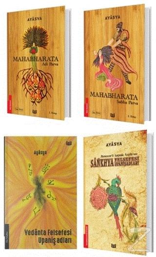 Mahabharata ve Upanişadlar (4 Kitap Takım)