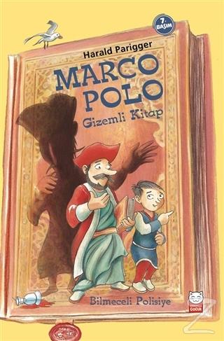 Marco Polo - Gizemli Kitap (Ciltli)