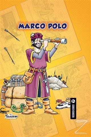 Marco Polo - Tanıyor Musun? (Ciltli)