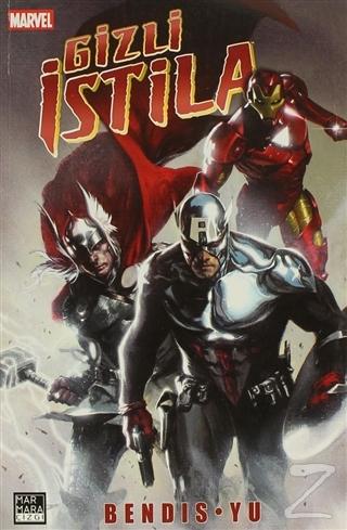 Marvel - Gizli İstila