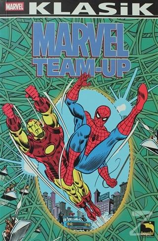 Marvel Team-Up Klasik Cilt: 1