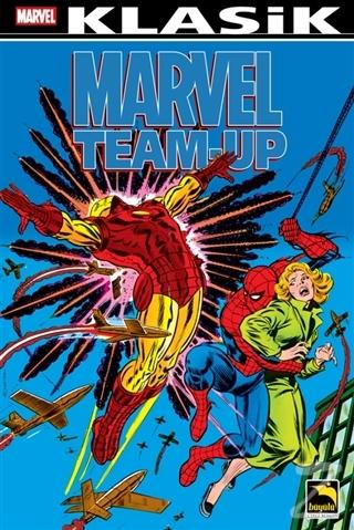 Marvel Team-Up Klasik Cilt: 4
