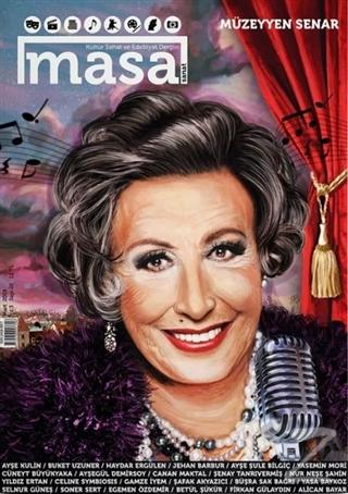 Masa Dergisi Sayı: 26 Mart 2019