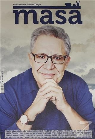 Masa Dergisi Sayı: 43 Eylül 2020